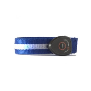Glimmer Gear LED High Visibility Arm Band - Blue