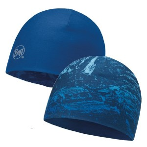 Buff Microfibre Reversible Hat