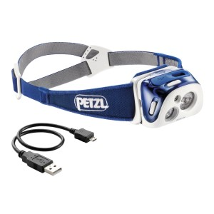 Petzl Reactik Running Headlamp/Light