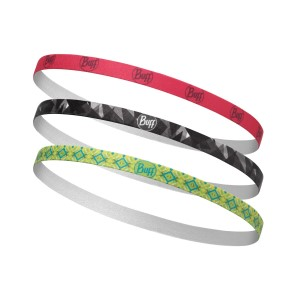 Buff Hairbands - 3 Pack